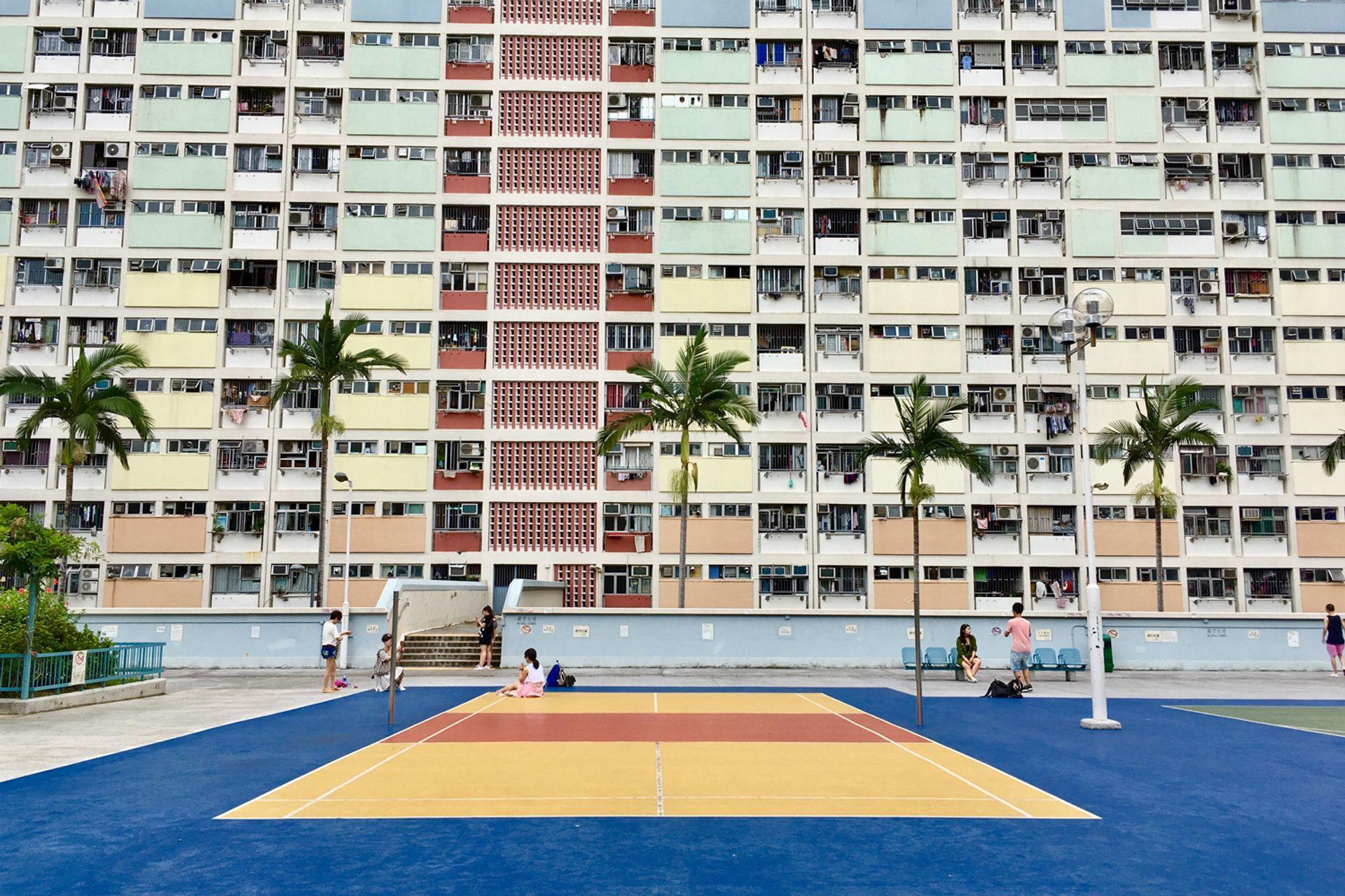 Chung cư Choi Hung Estate