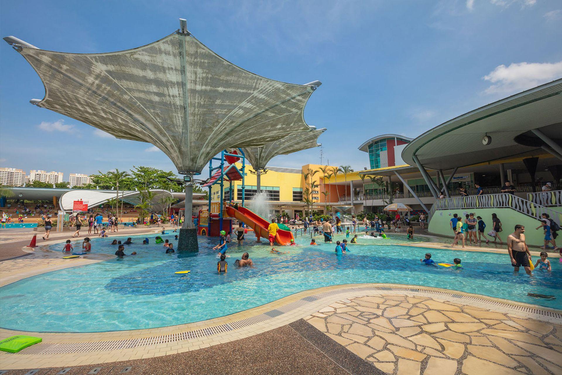 Sengkang Swimming Complex