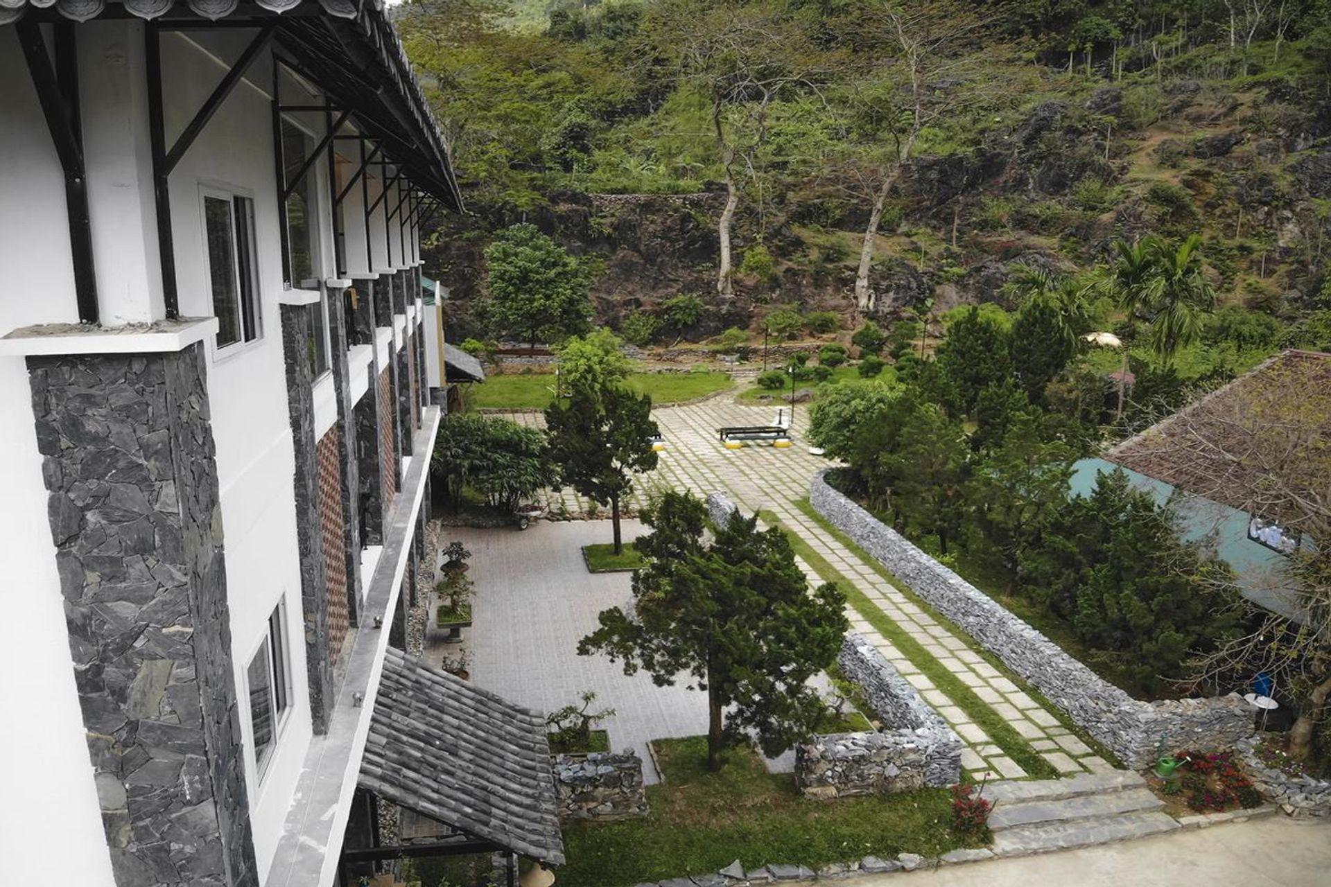 Không gian rộng rãi ở Ha Giang Historic Hotel