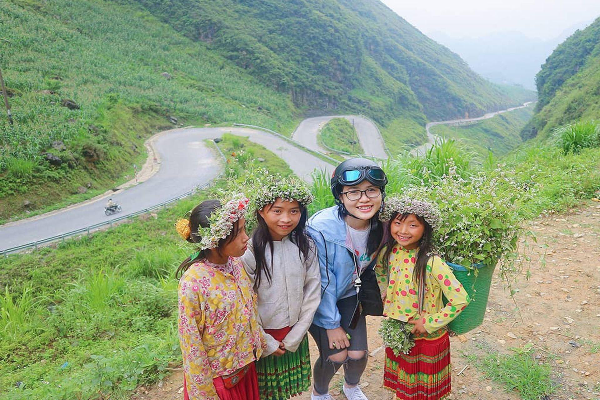 Hà Giang có nhiều dân tộc thiểu số