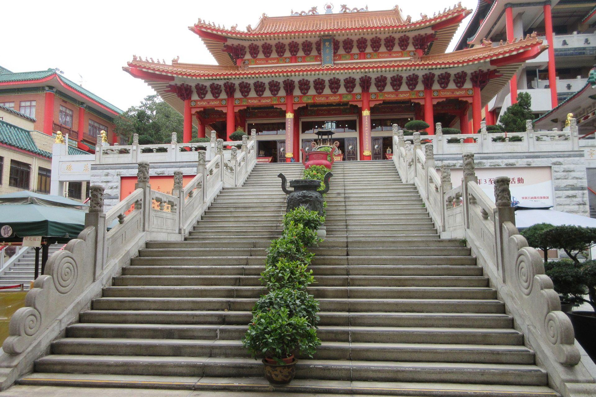 Đền Fung Yin Seen