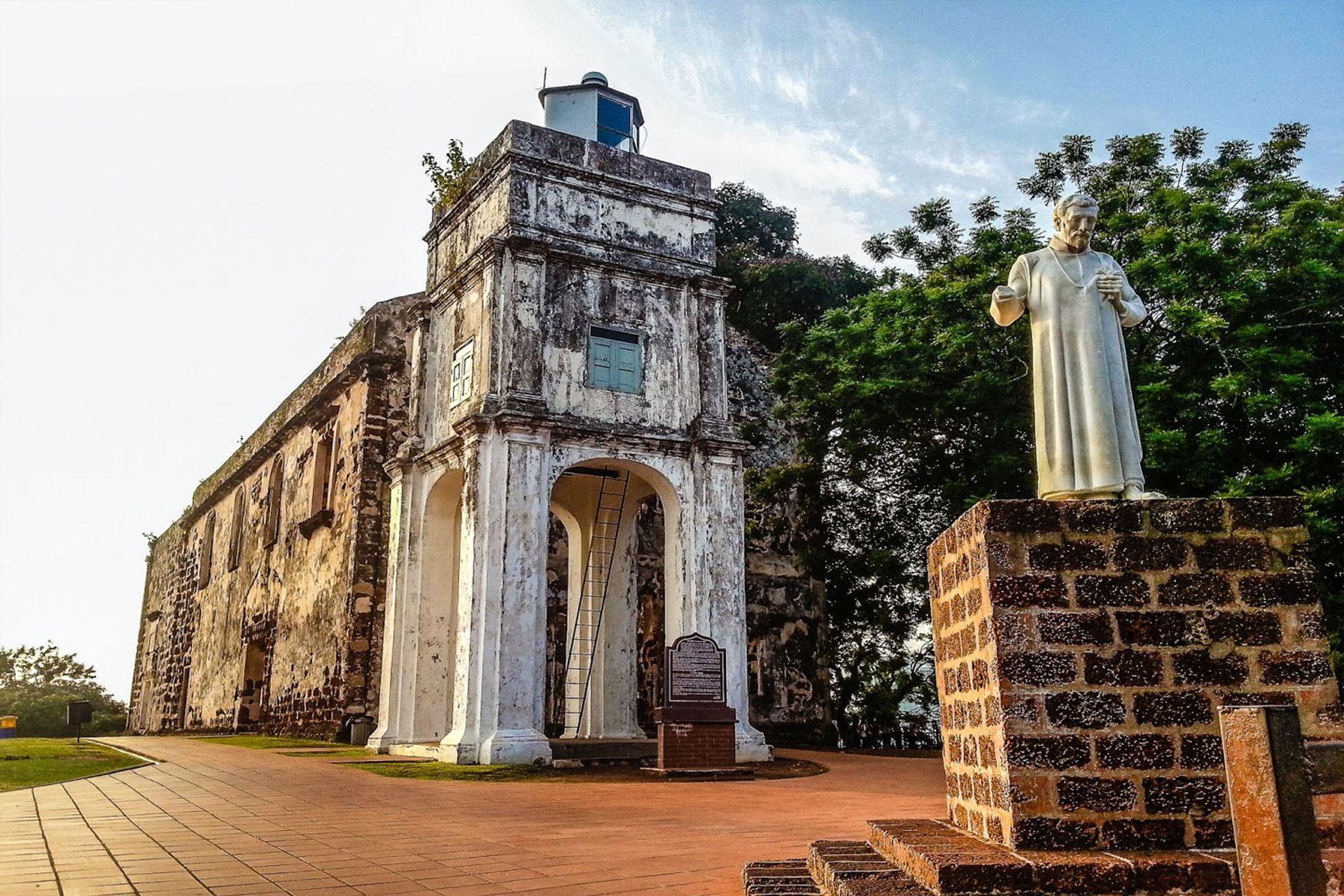Tham quan những di tích lịch sử tại Melaka