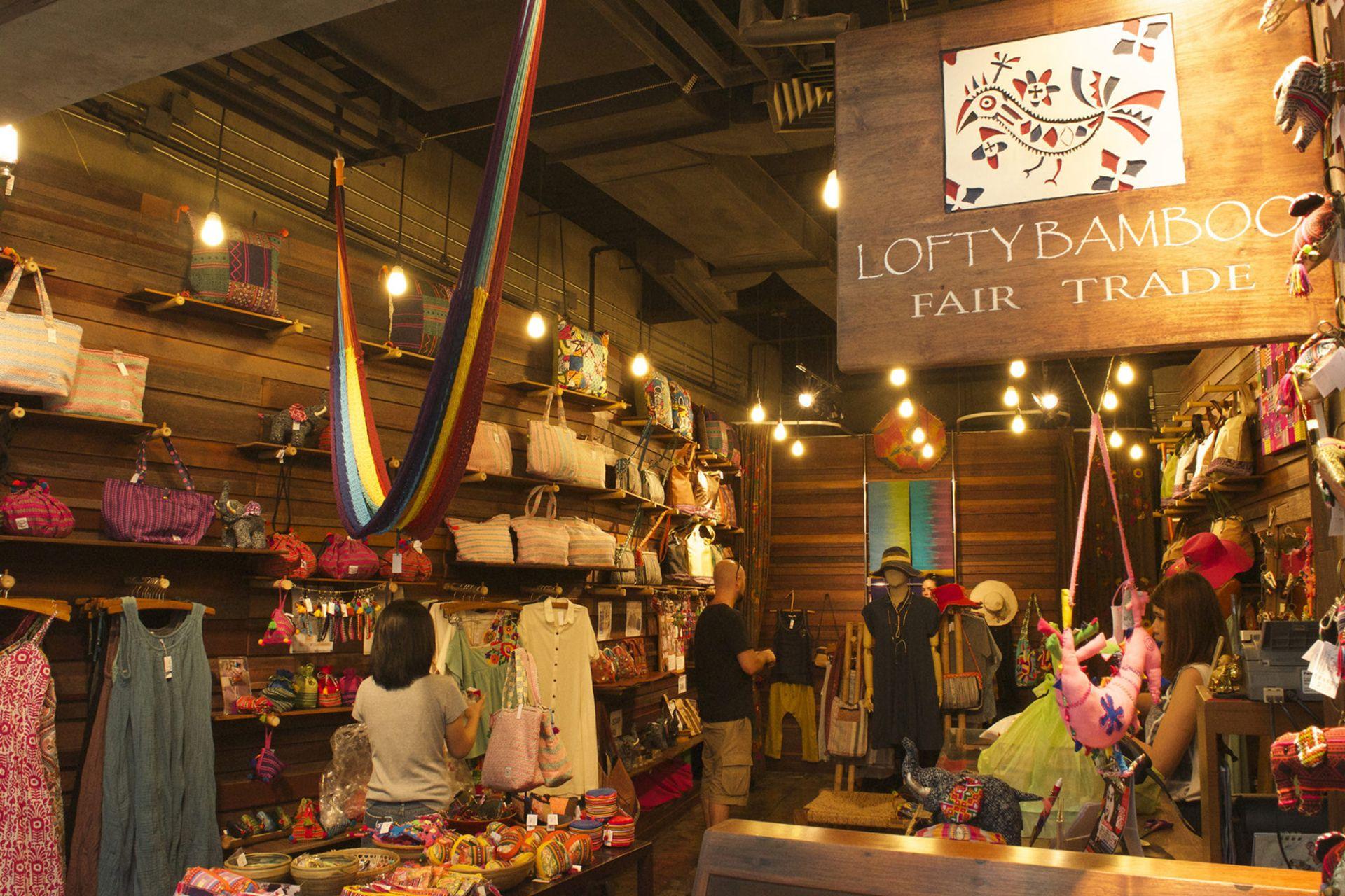 Lofty Bamboo Fairtrade