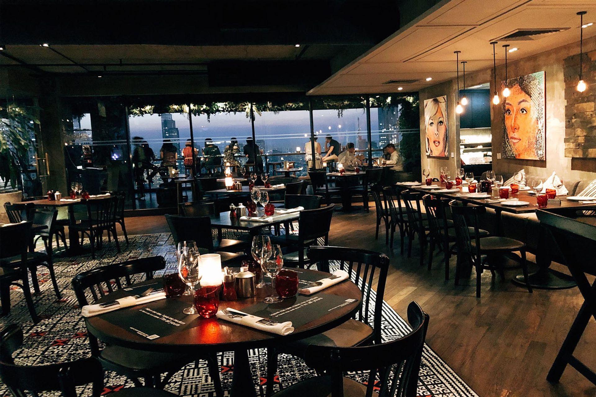 Scarlett Wine Bar and Restaurant