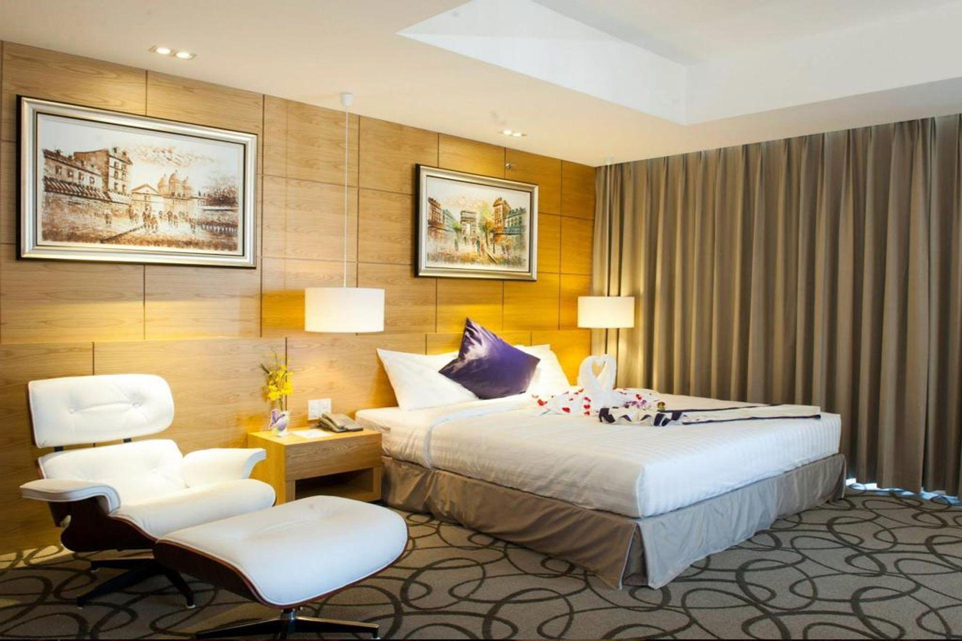 Phòng ốc Iris Hotel Can Tho