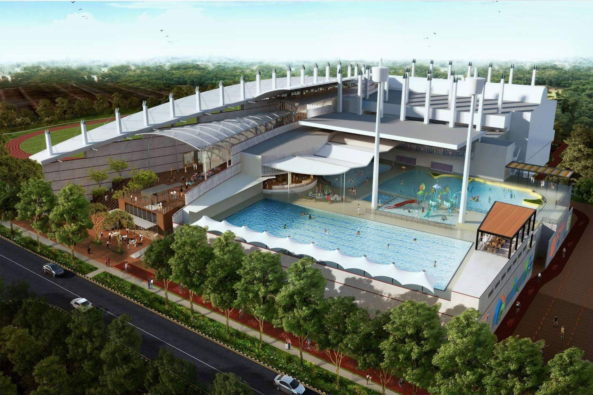 Choa Chu Kang Swimming Complex
