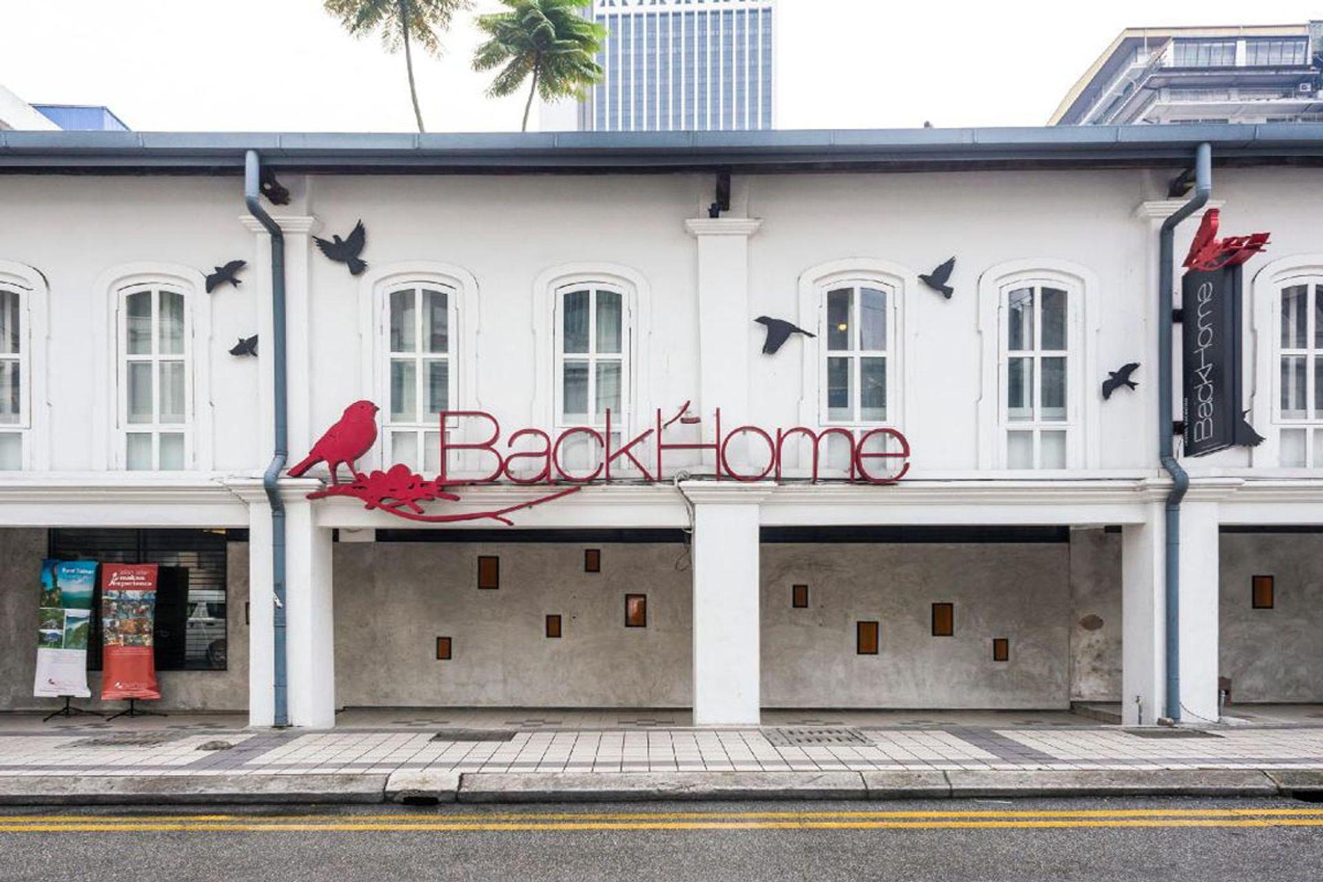BackHome Kuala Lumpur - Kuala Lumpur
