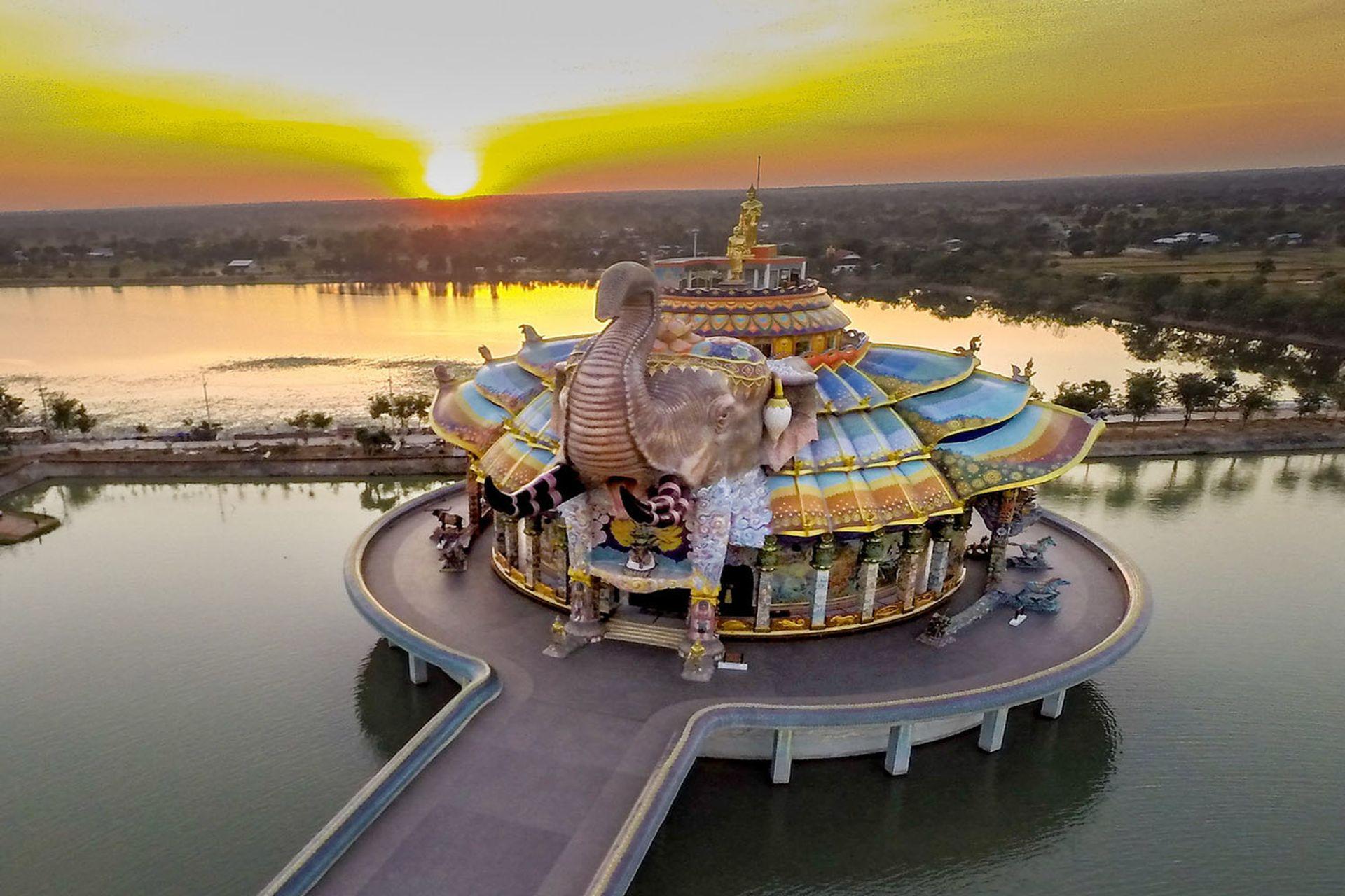 Đền Wat Ban Rai