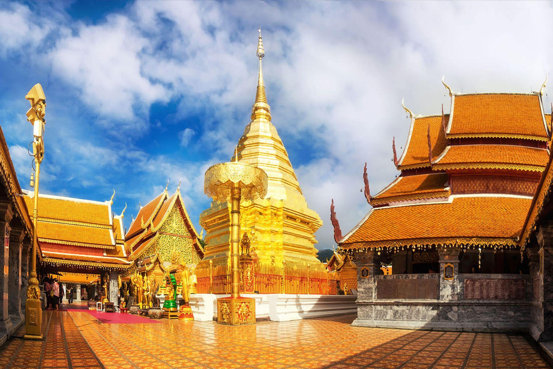 Đền Wat Doi Suthep