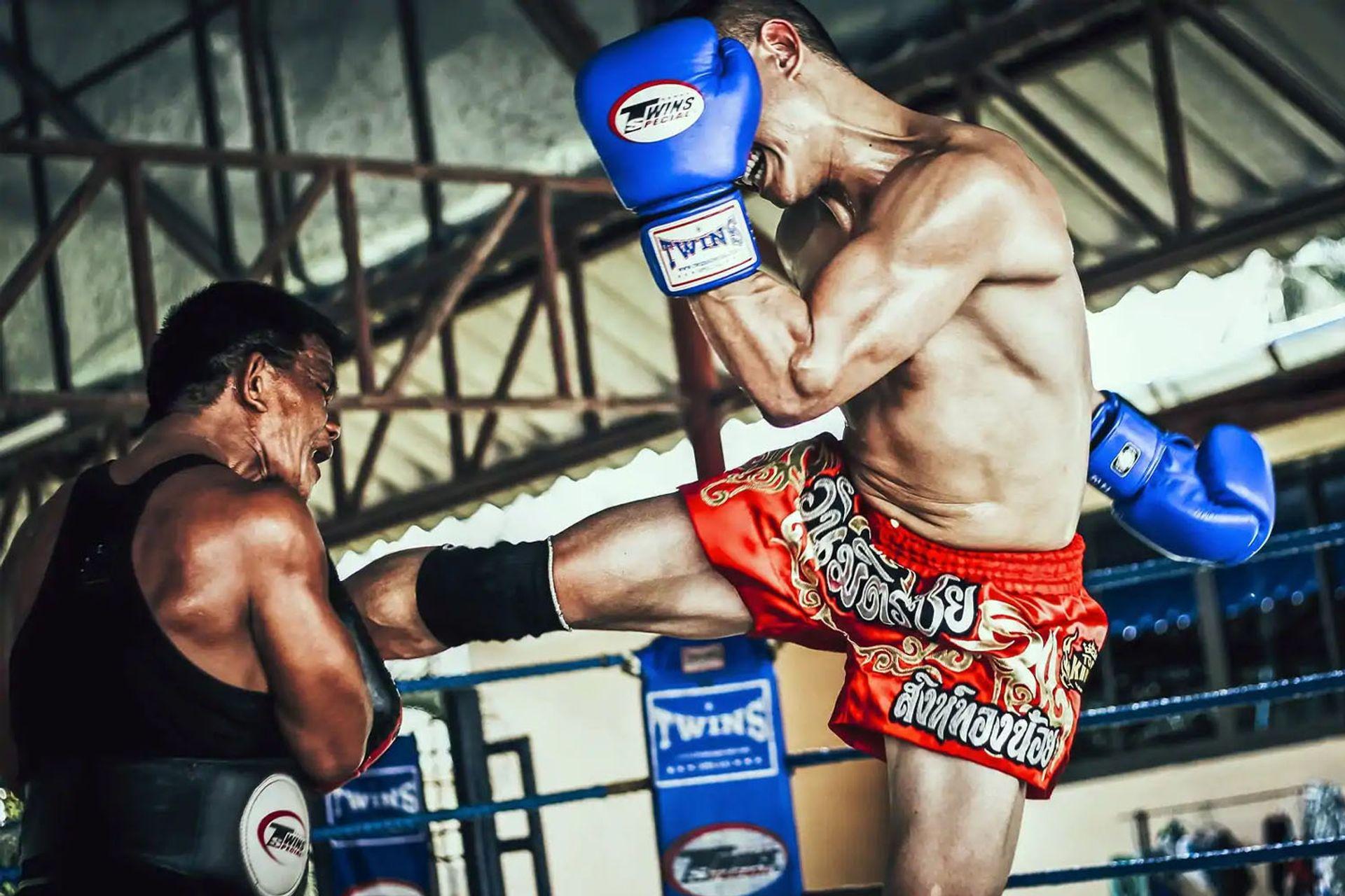 Luktupfah Muay Thai School