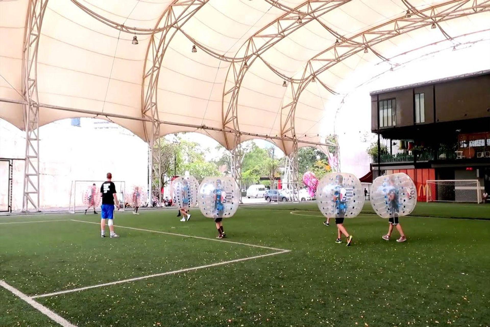 Bangkok Bobble Football