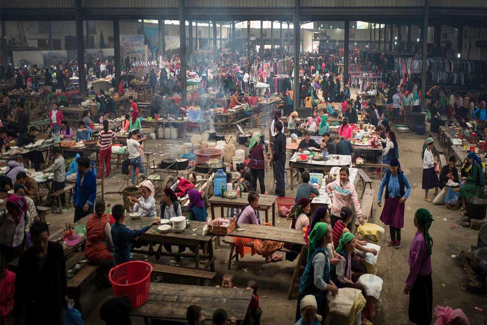 Các Phiên chợ ở Hà Giang