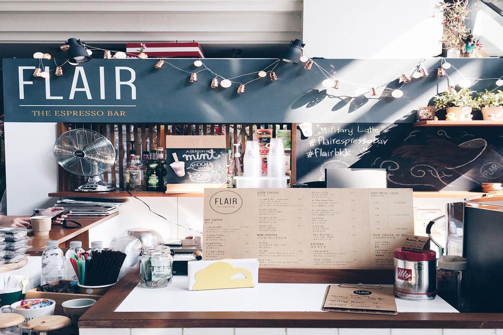 Flair The Espresso Bar
