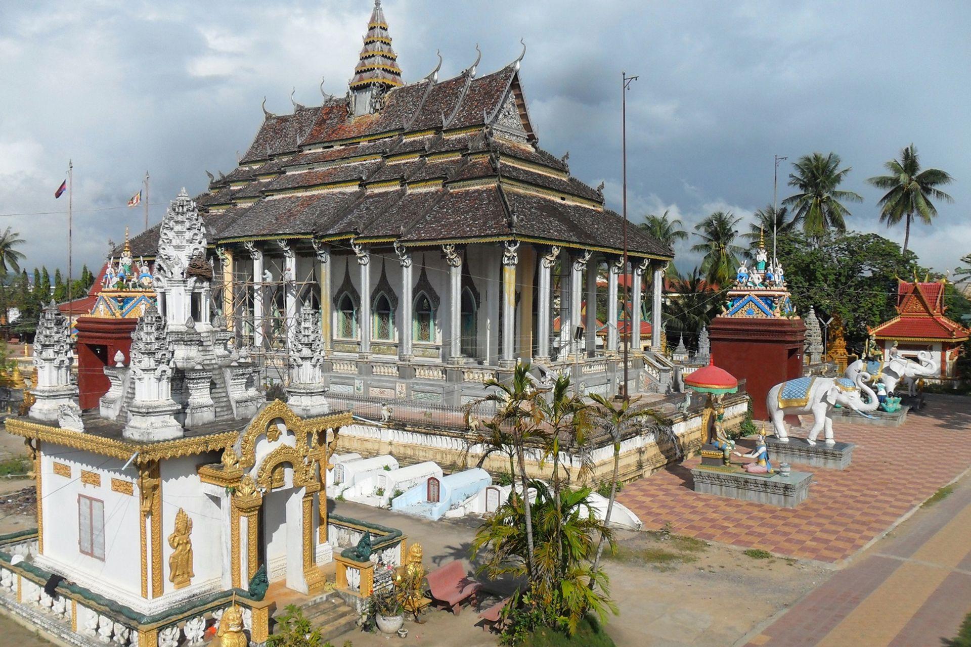 Lịch sử Battamang đầy tính nghệ thuật