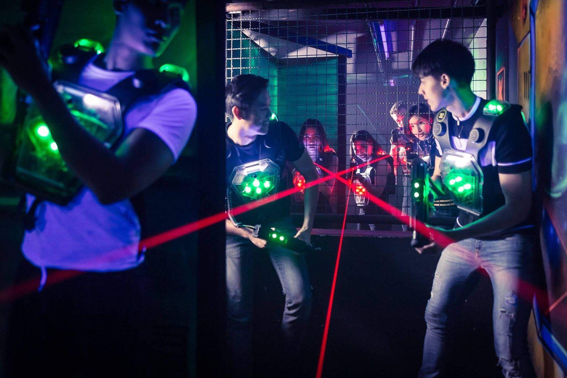 Lazgam Laser Games