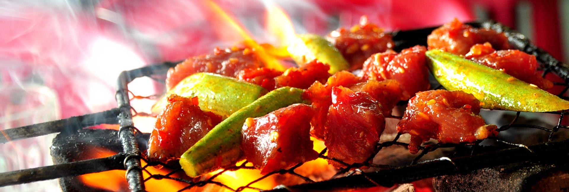Khám phá nhà hàng bò nướng Lạc Cảnh ngon nức tiếng Nha Trang