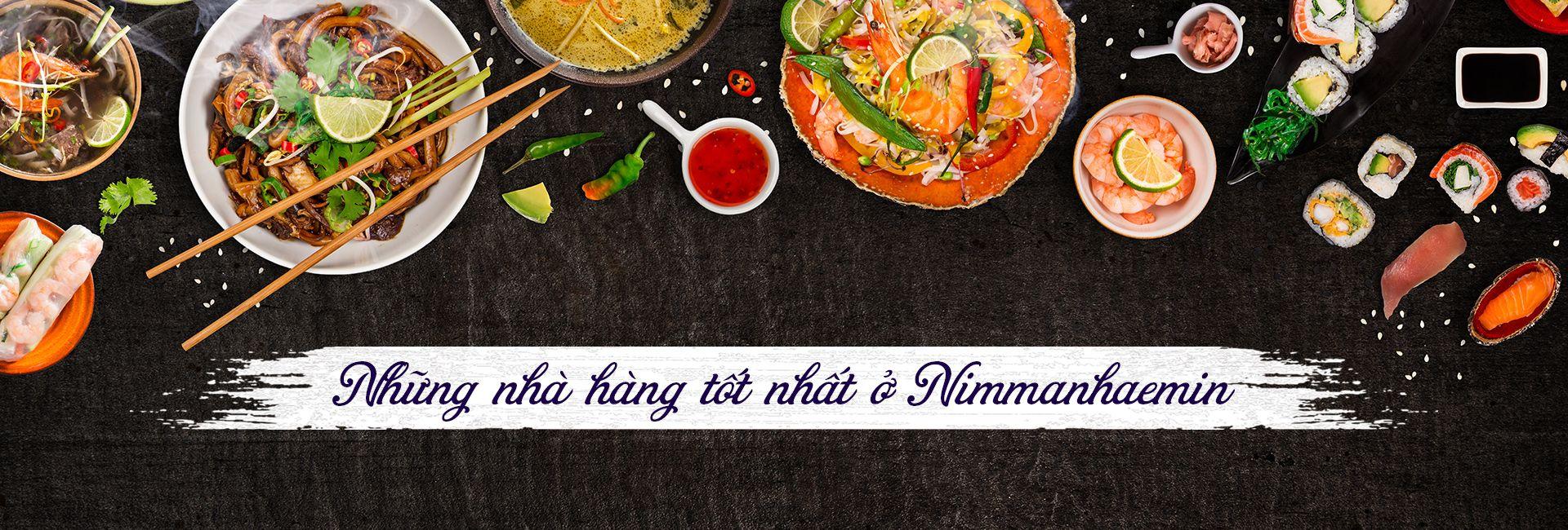 Top 9 nhà hàng tốt nhất Nimmanhaemin, Chiang Mai