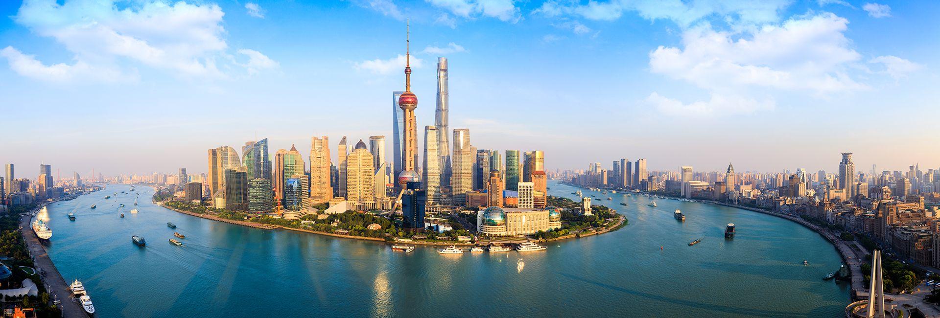 Top 7 địa điểm chèo thuyền nổi tiếng ở Thượng Hải