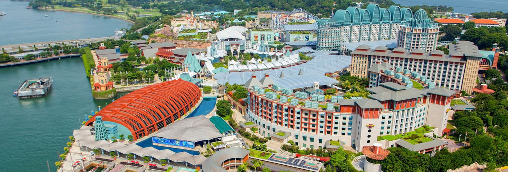 Top 20 địa điểm du lịch hấp dẫn nhất ở Singapore