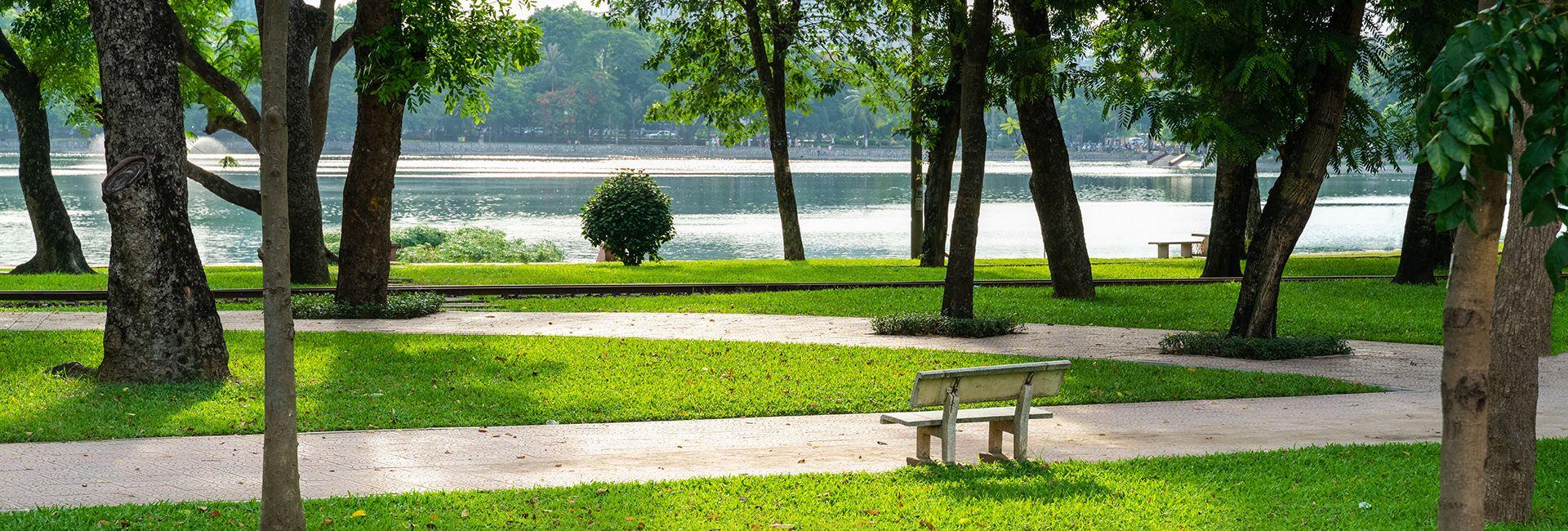 Công viên Thống Nhất có gì chơi, giá vé, tuyến xe buýt