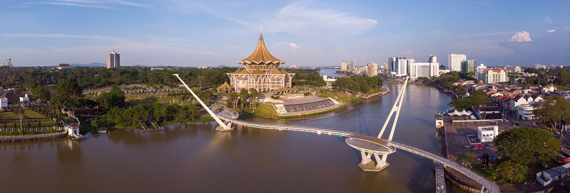 Kinh nghiệm du lịch Kuching 2 ngày 1 đêm