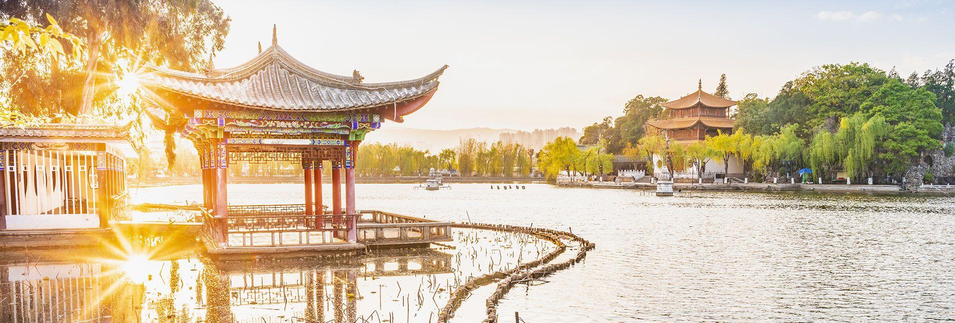 Kinh nghiệm du lịch Côn Minh từ A đến Z (2020)