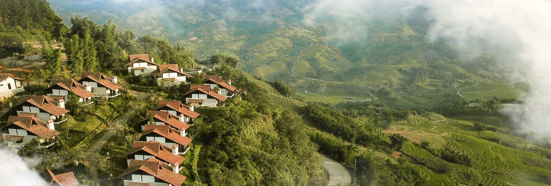 Top 5 khu nghỉ dưỡng hàng đầu tại Sapa