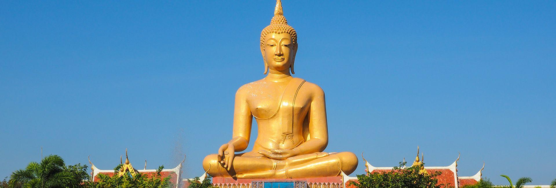 Top 10 công trình kiến trúc đẹp nhất Singburi, Thái Lan