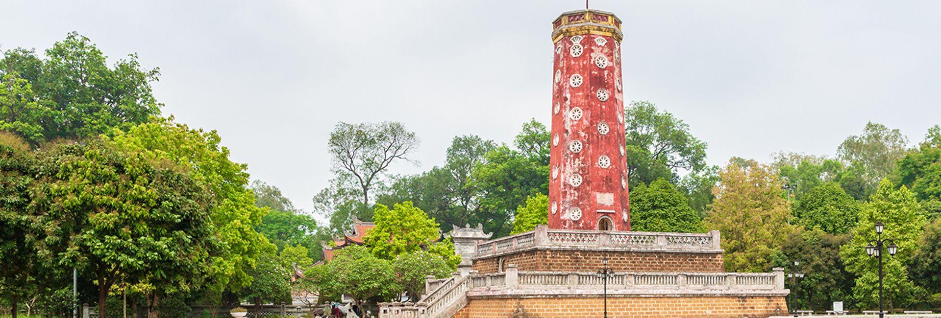 Thành cổ Sơn Tây - Thành cổ đá ong độc đáo