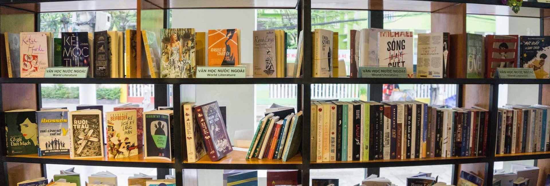 Check-in 5 quán cafe sách đẹp nhất Đà Nẵng
