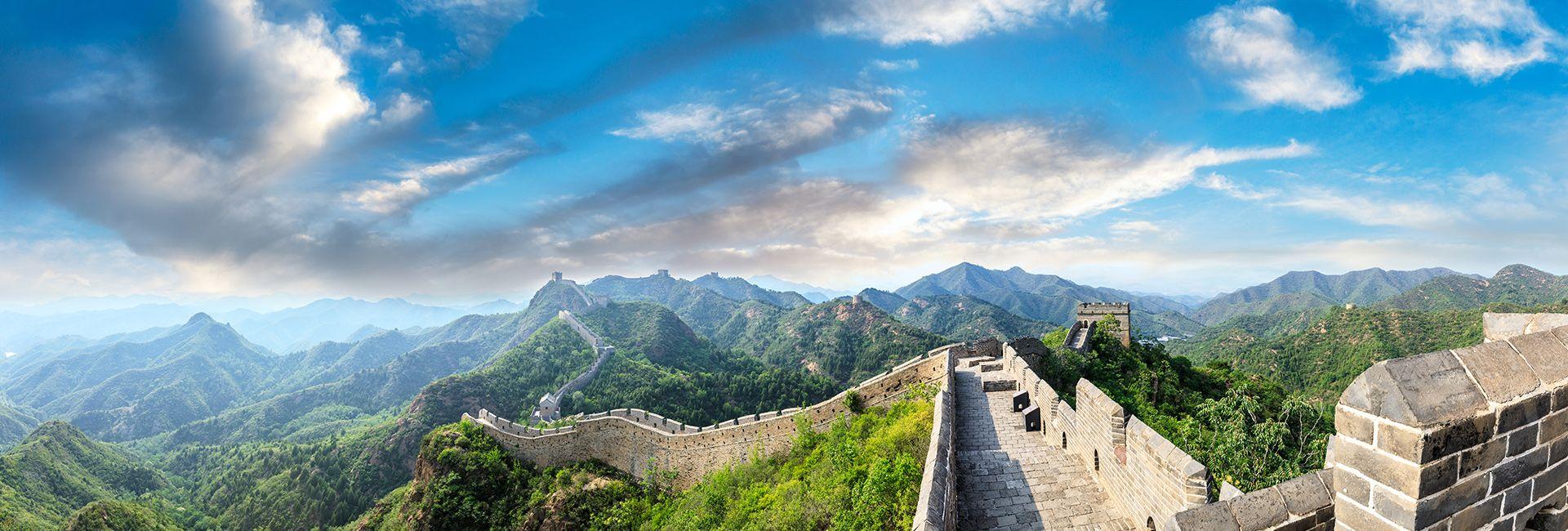 Top 6 địa điểm du lịch nổi tiếng nhất Trung Quốc