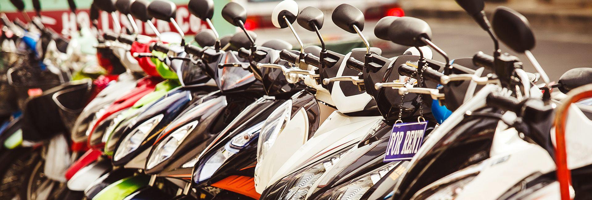 Top 8 địa điểm cho thuê xe máy uy tín ở Vũng Tàu