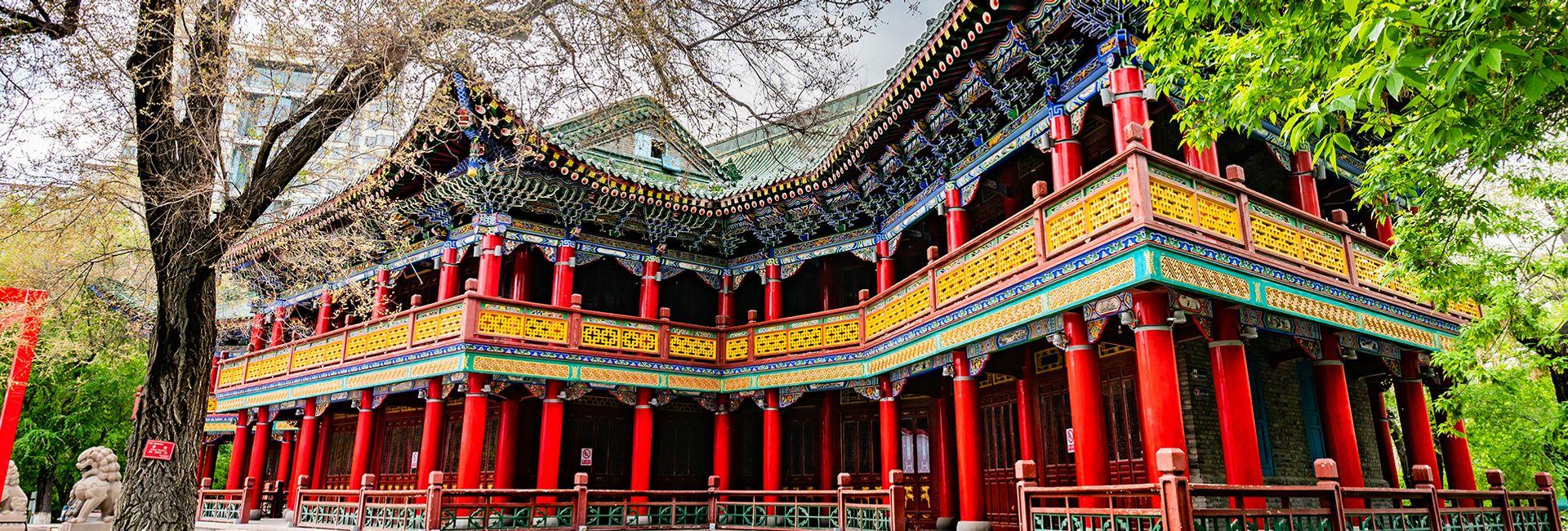 Top 10 địa điểm du lịch quận Triều Dương, Bắc Kinh