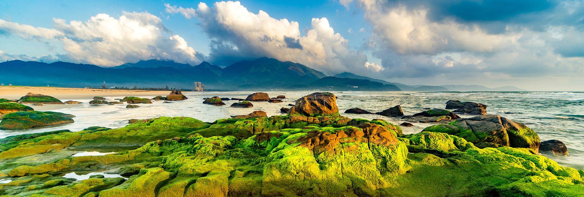 Rạn Nam Ô và hành trình khám phá vẻ đẹp hoang sơ Đà Nẵng