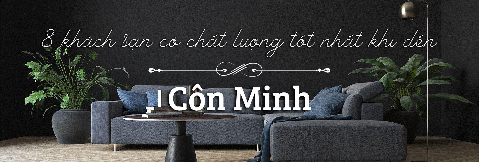 Top 8 khách sạn tốt nhất ở Côn Minh, Trung Quốc
