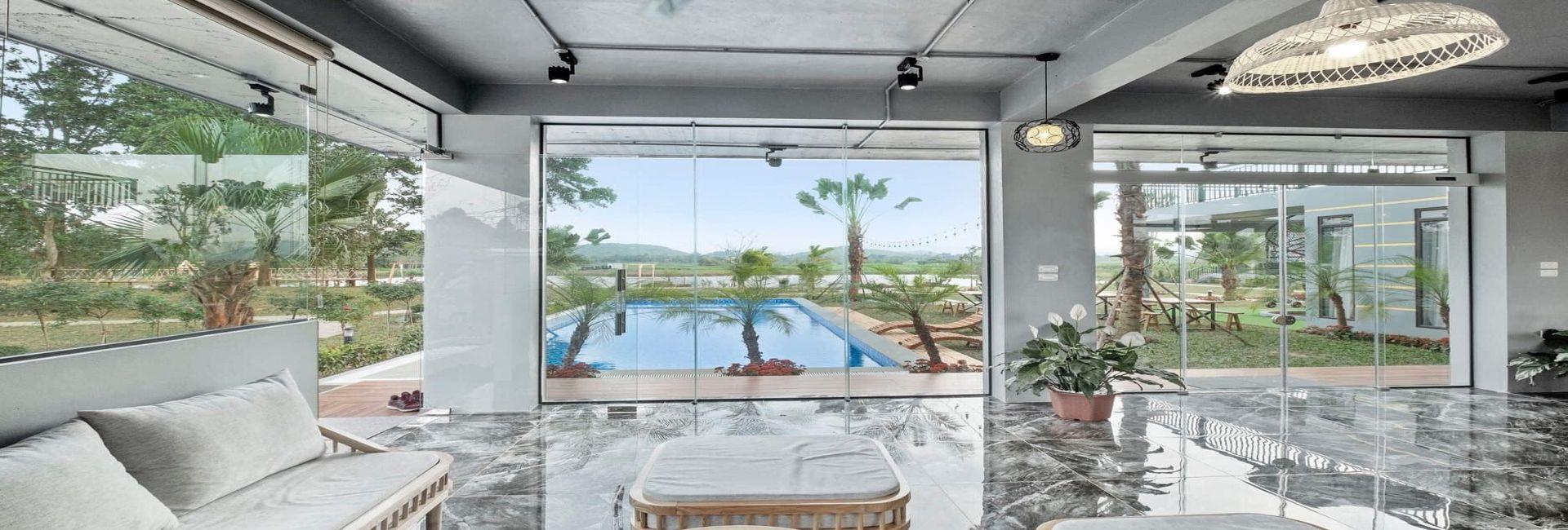 Top 10 homestay, villa Ba Vì cho ngày nghỉ cuối tuần