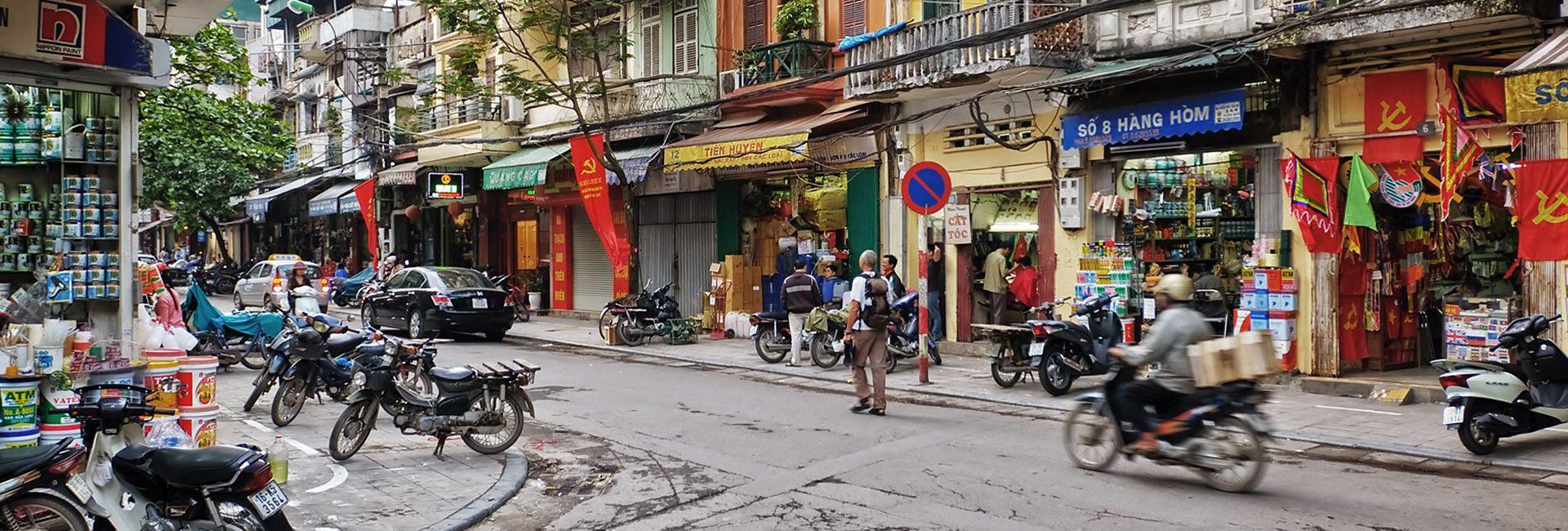 Phố cổ Hà Nội - Kinh nghiệm du lịch chi tiết nhất