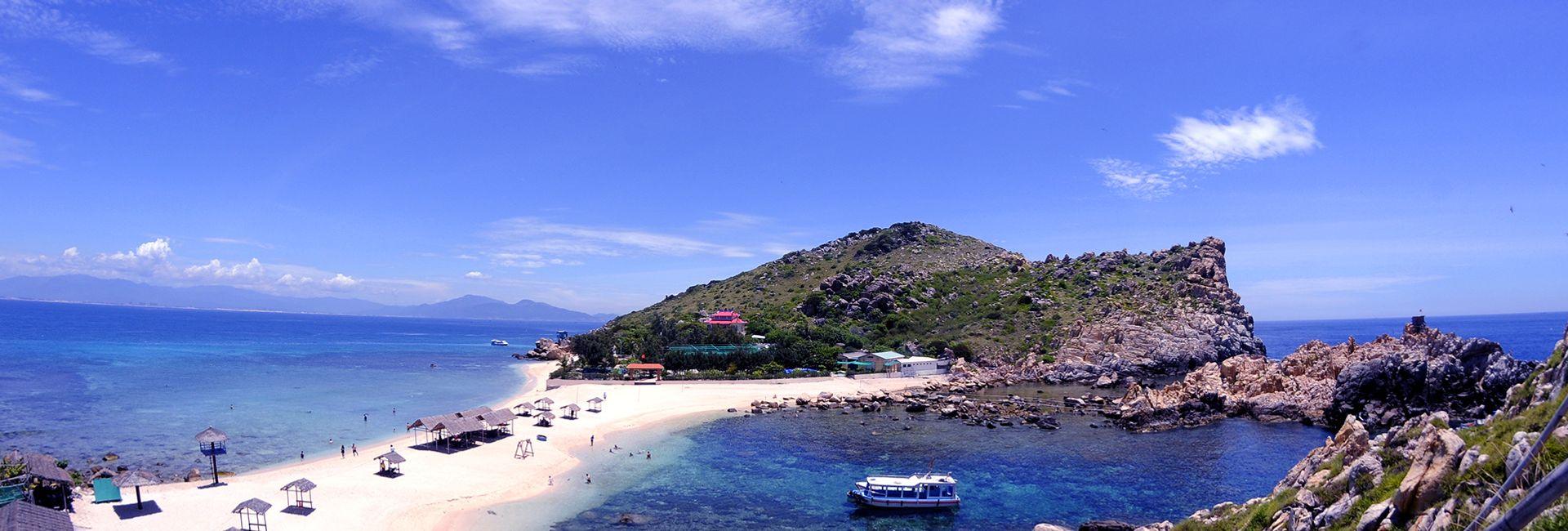 Khám phá Đảo Yến - hòn đảo đẹp nhất Nha Trang