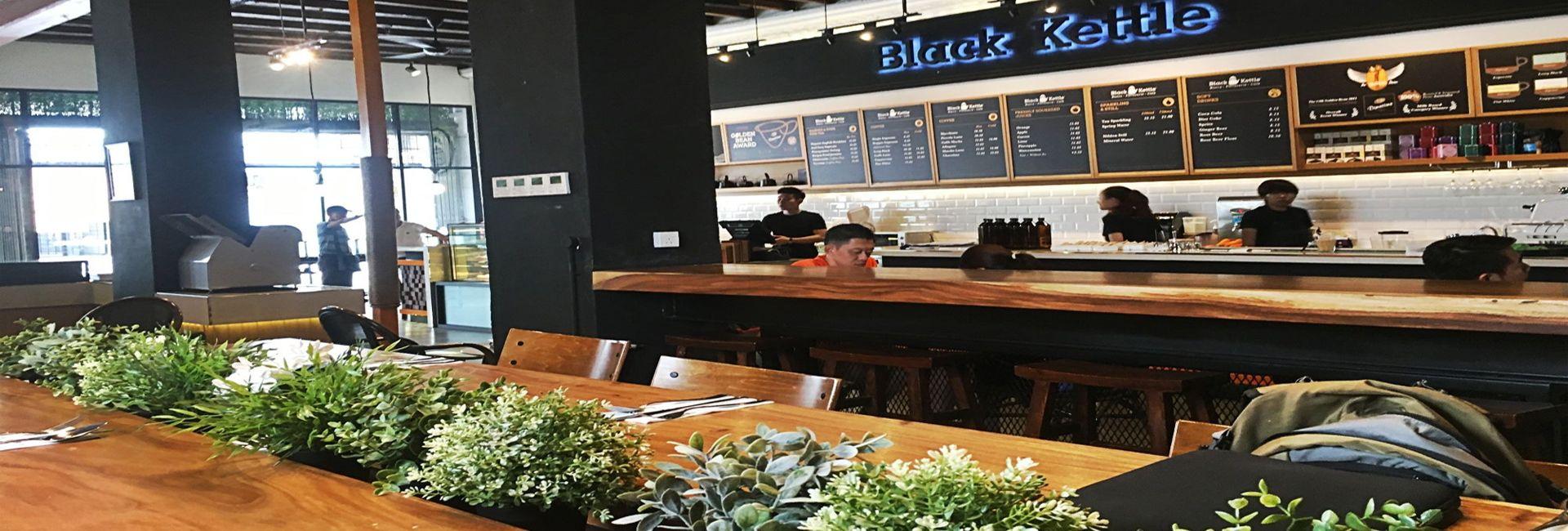 Top 8 quán cà phê tại Georgetown, Penang cực hút khách