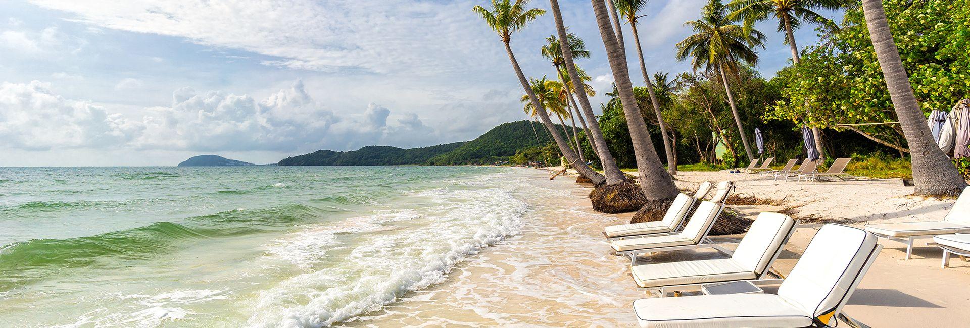 Kinh nghiệm du lịch Bãi Sao - Bãi Biển đẹp nhất Phú Quốc
