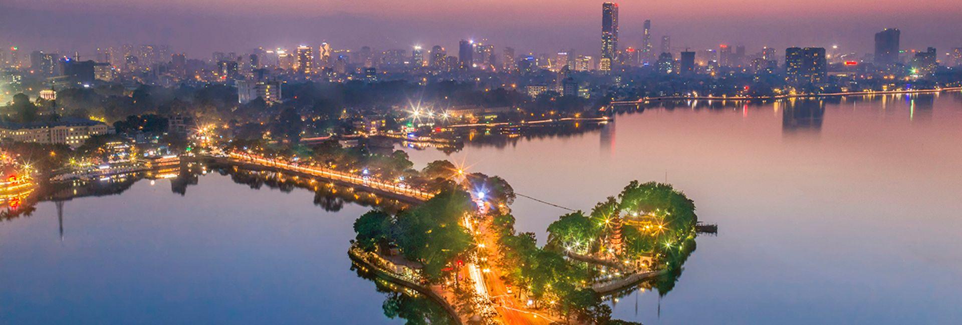 Top 10 địa điểm hẹn hò lãng mạn cho cặp đôi ở Hà Nội