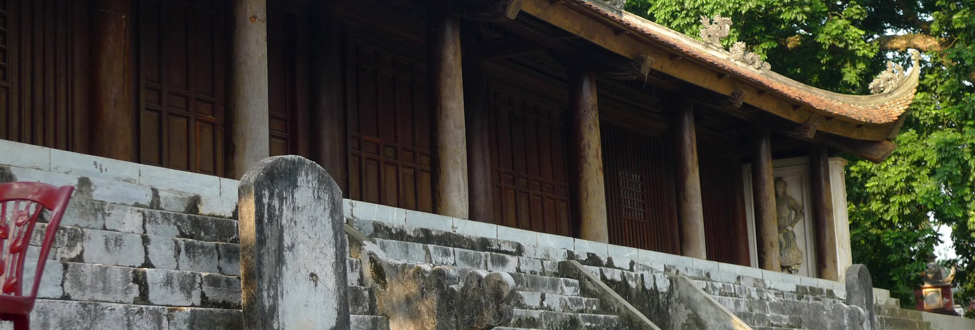 Chùa Trăm Gian - Ngôi chùa ngàn tuổi của Hà Nội