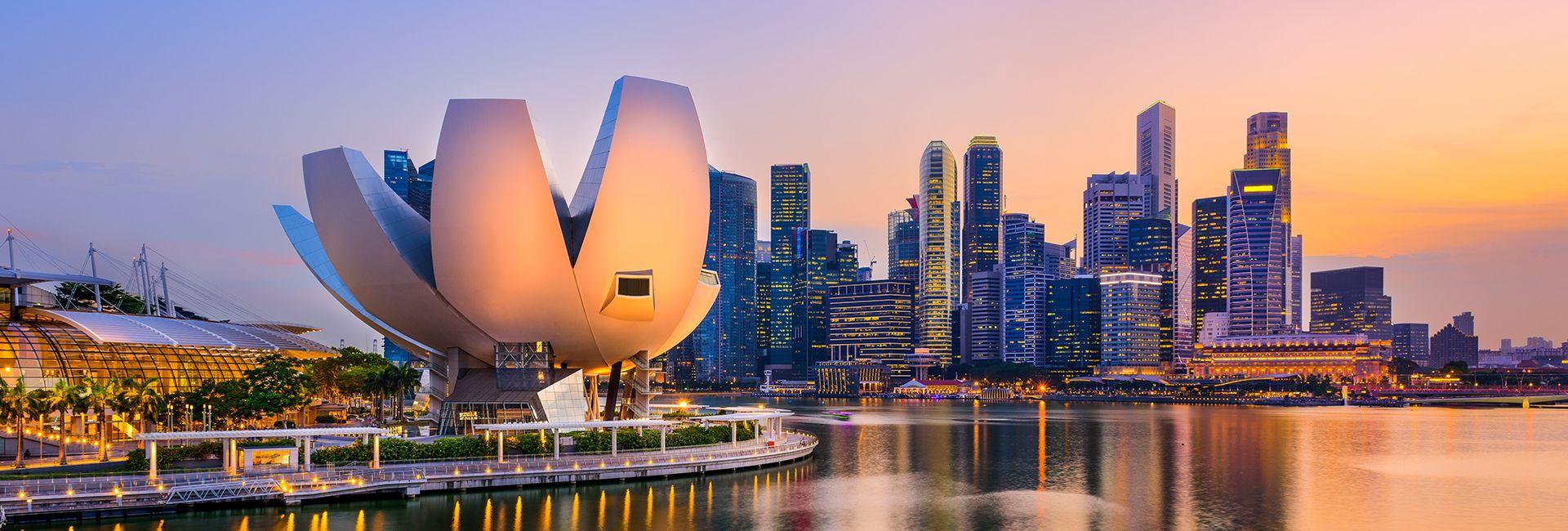 Hướng dẫn du lịch Singapore 2 ngày 1 đêm tự túc