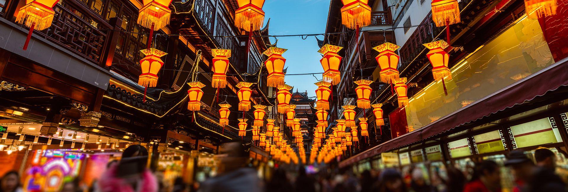 Top 8 lễ hội tuyệt vời nhất ở Thượng Hải