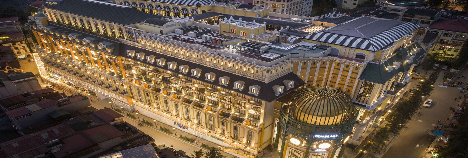 Top 4 khách sạn 5 sao đẹp, sang trọng nhất ở Sapa