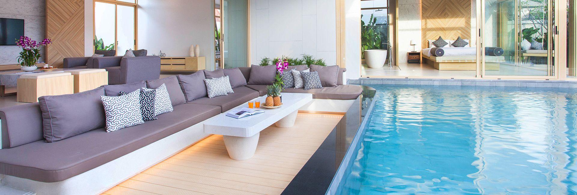 Top 10 khách sạn có hồ bơi đẹp nhất ở Sài Gòn