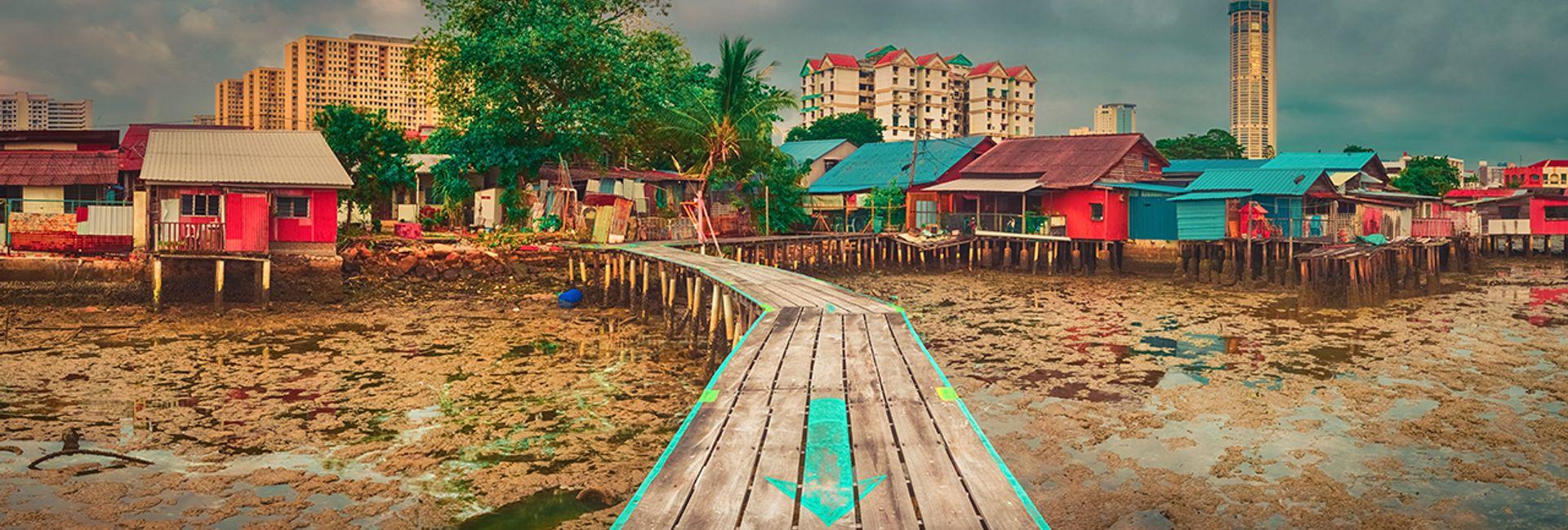 11 điểm tham quan không nên bỏ lỡ ở George Town, Penang