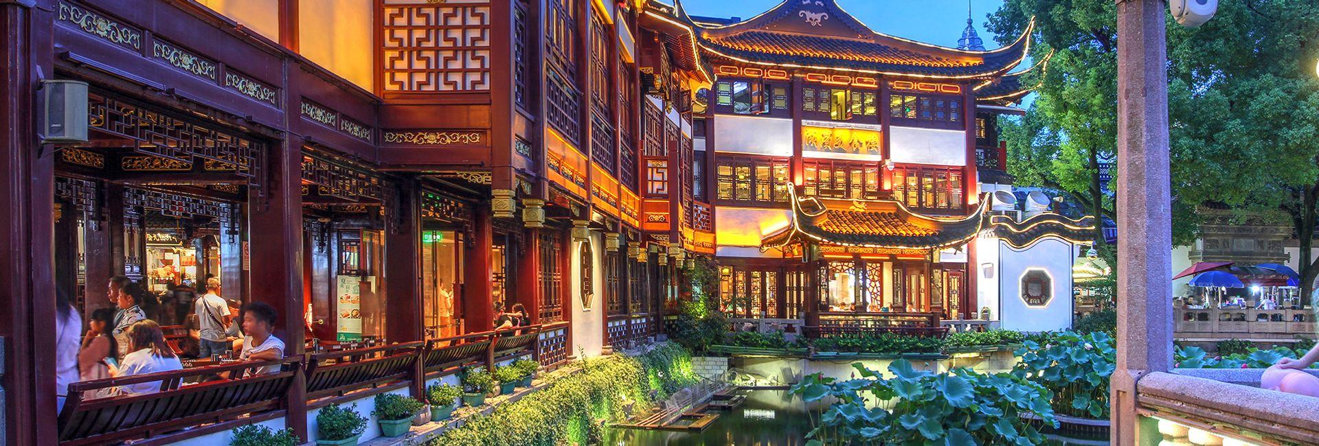 Top 9 khu phố ẩm thực nổi tiếng ở Thượng Hải