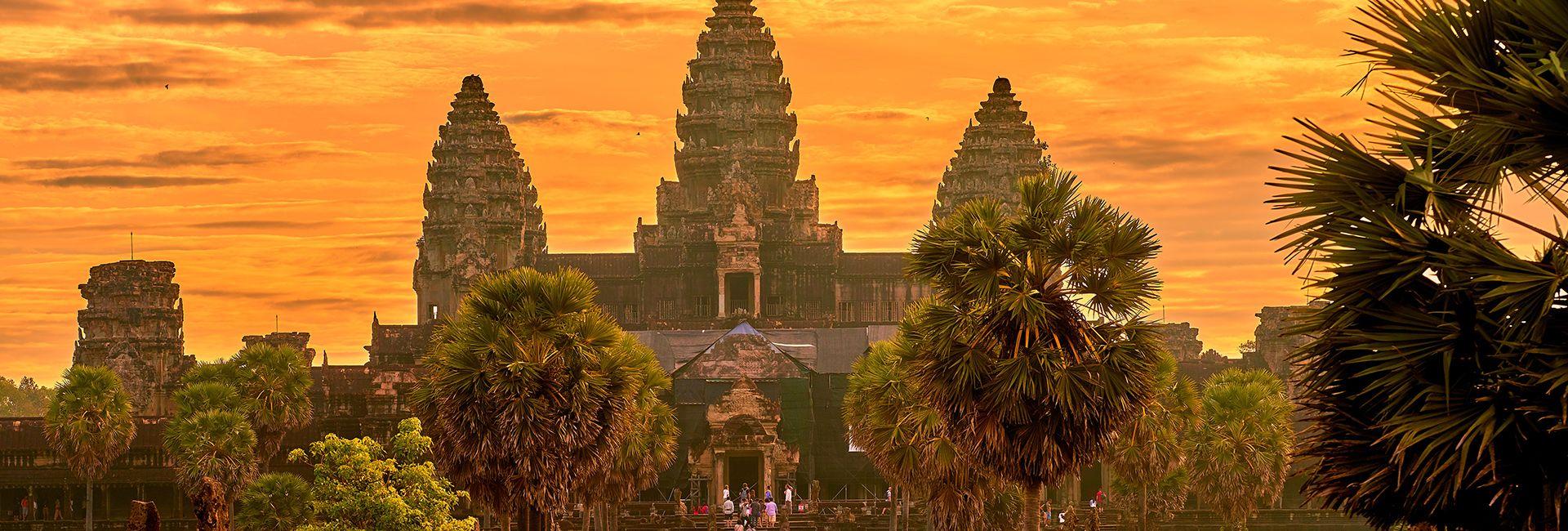 Nên du lịch Campuchia vào thời điểm nào trong năm?