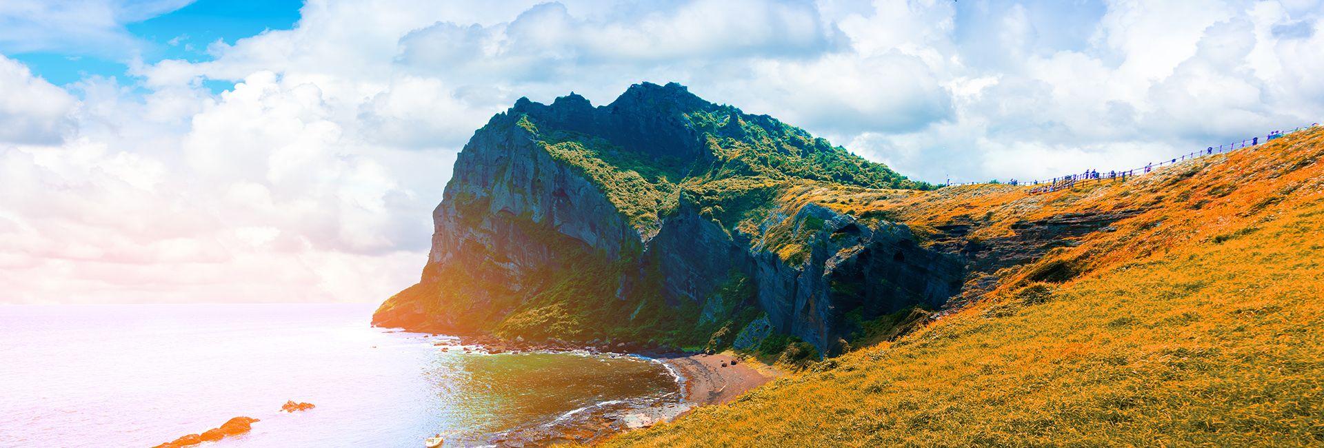 Top 7 hòn đảo đẹp và nổi tiếng nhất ở Hàn Quốc